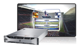 Sports Live Video System