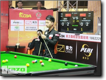 Chinese Billiard Tournament