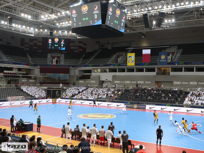 Qatar Futsal Intercontinental Cup 2016