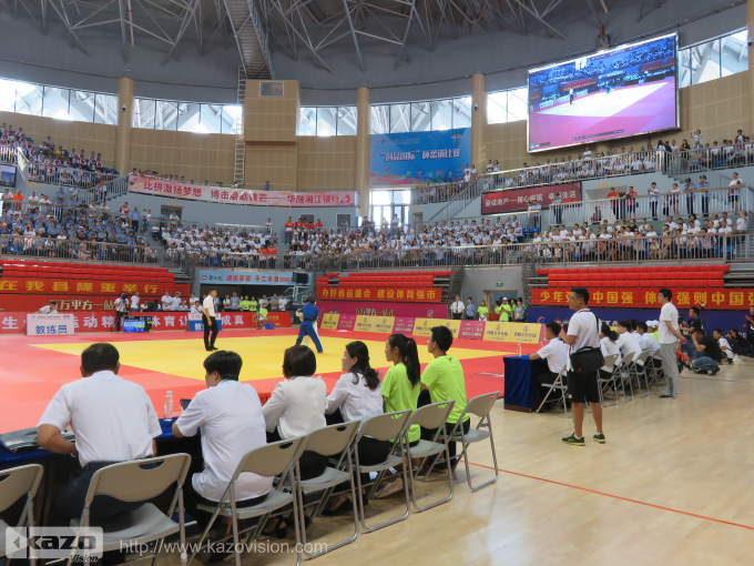 Judo Competition of the 13th Sports Games of Hunan