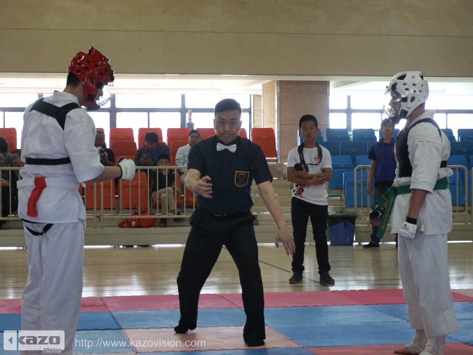 Wuxin Cup Kyokushin Karate Competition