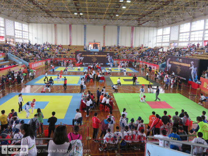 Teenage Taekwondo Championship of Dongguan