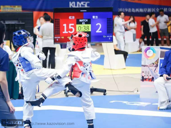2019 The Qingdao International Open Taekwondo Championships