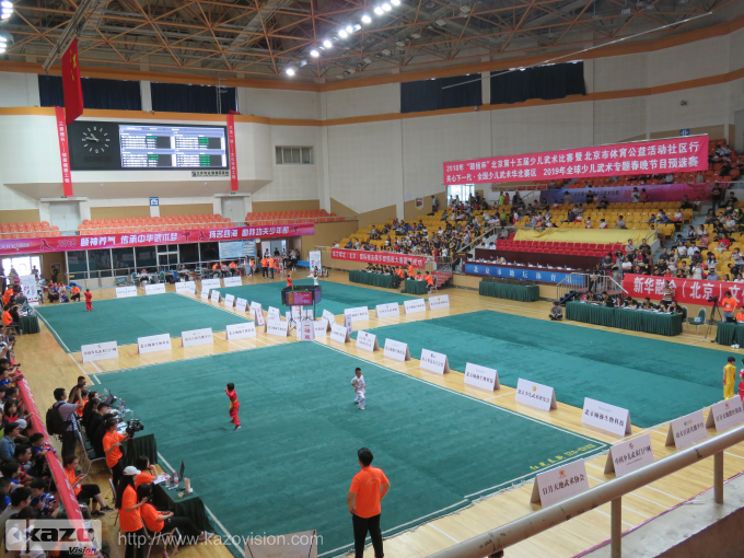 Beijing Junior Wushu Competition