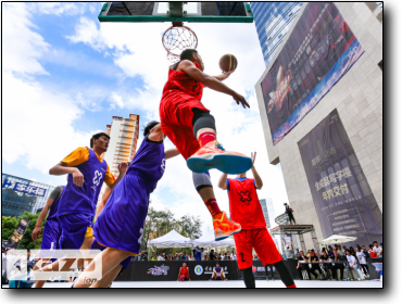 Sina 3x3 Basketball Golden League