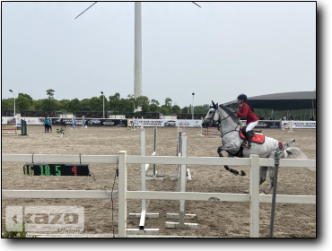 Show Jumping in Shanghai