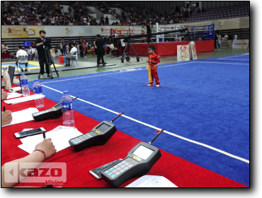National Children's Combat Games 2019 - Taolu